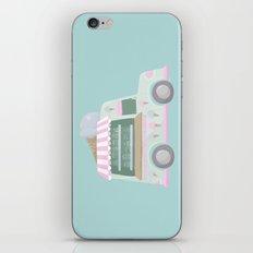 Ice Cream Truck iPhone & iPod Skin