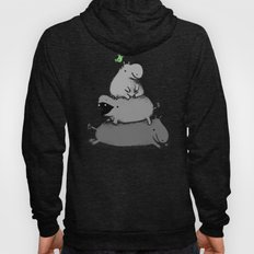 Hippo Totem Hoody