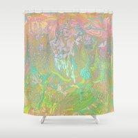 Hush + Glow Shower Curtain