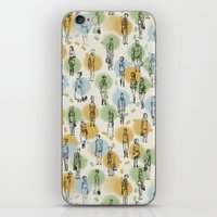 64 Popular People And A … iPhone & iPod Skin