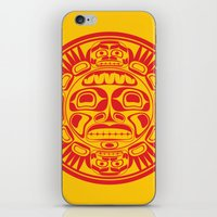The Sun iPhone & iPod Skin