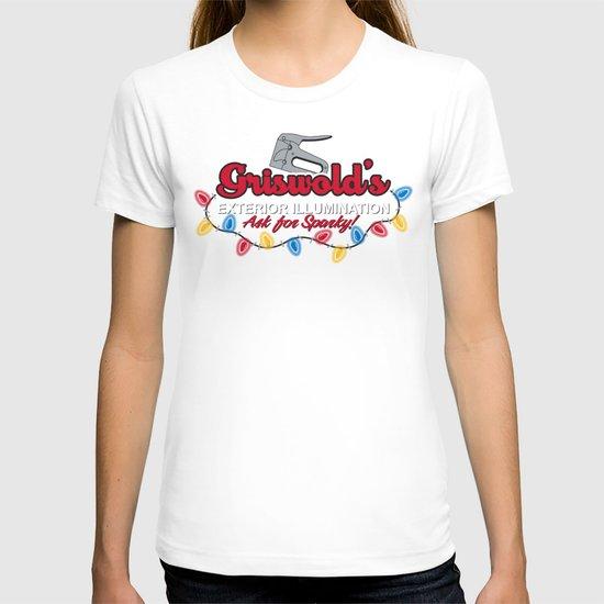 Griswold's Exterior Illumination T-shirt