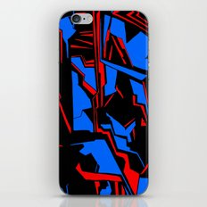 Nightlines iPhone & iPod Skin
