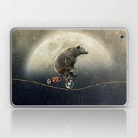 Balancing Act (under The… Laptop & iPad Skin