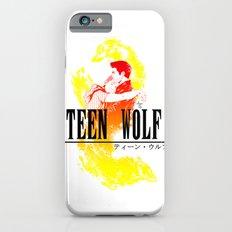 Final Wolf iPhone 6s Slim Case