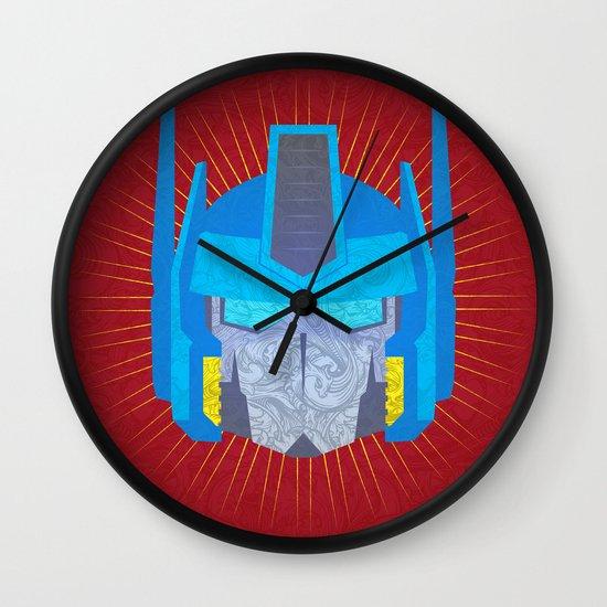 Optimus Wall Clock
