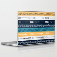 Laptop & iPad Skin featuring Pattern QUATTRO by Farsidian