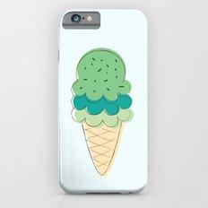 Ice Cream + Sprinkles iPhone 6 Slim Case