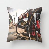 Eco Friendly Throw Pillow
