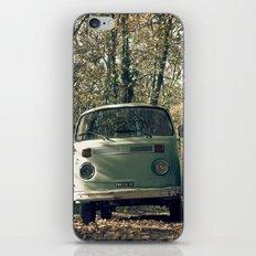 VwT2-n.8 iPhone & iPod Skin