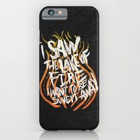 LAKE OF FIRE iPhone 6 Slim Case