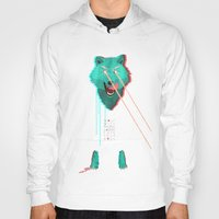 Wolf With F**king Lasers Hoody