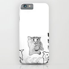 Bear 2 Slim Case iPhone 6s