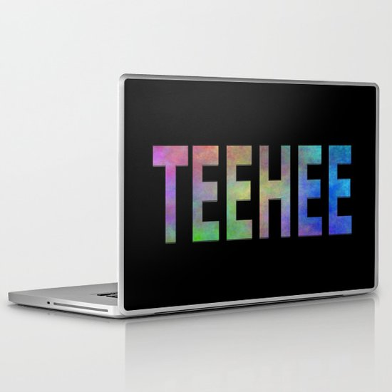 TEEHEE Laptop & iPad Skin