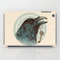Raven's Head iPad Case