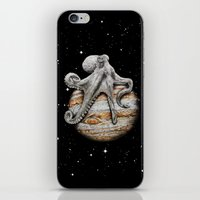 Celestial Cephalopod iPhone & iPod Skin