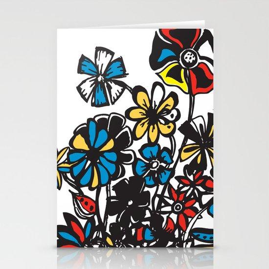 Bouquet - Skal Stationery Card