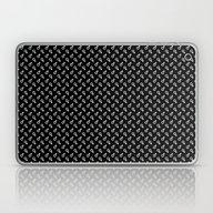 Mars Noir Pattern Laptop & iPad Skin