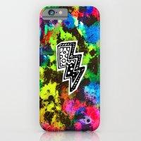 Neon Lightning iPhone 6 Slim Case