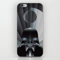 Deco Vader (design Size … iPhone & iPod Skin