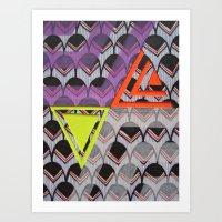 SUNCHOKE #1 Art Print