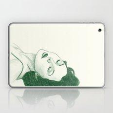 Green Sleep Laptop & iPad Skin