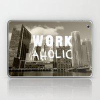 WORKaholic Laptop & iPad Skin
