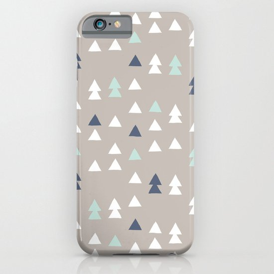 Little Triangles iPhone & iPod Case