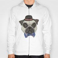 Mr Pug Hoody