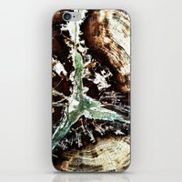 Green Vein iPhone & iPod Skin