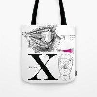 Etude - Cyclops Tote Bag