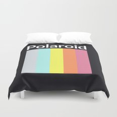 Polaroid Duvet Cover