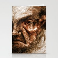 Wise Oldman Stationery Cards