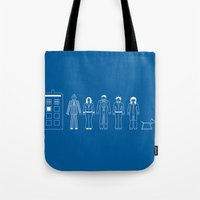 A Family Of 10 Tote Bag