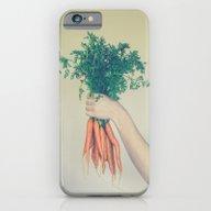 Carrots iPhone 6 Slim Case