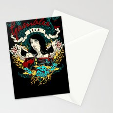 Gambler's luck Stationery Cards