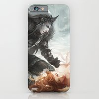 iPhone & iPod Case featuring Hades and Persephone by sandara