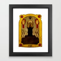 The Hall Of The Mountain King Framed Art Print