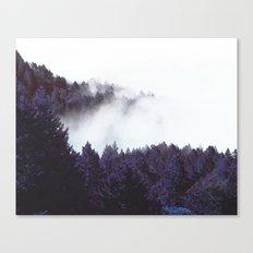 Mystery Fog #society6 #decor #buyart Canvas Print
