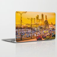 Golden Hour Laptop & iPad Skin