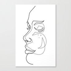Artlessness V Canvas Print