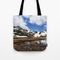 Mt. Evans, Colorado Tote Bag