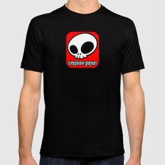 complesso gasparo Black SMALL Mens Fitted Tee