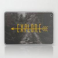 Explore (Arrow) Laptop & iPad Skin