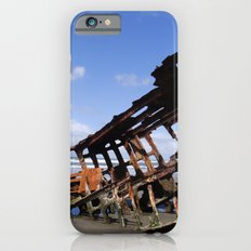 Wreck of the Peter Iredale iPhone 6 Slim Case