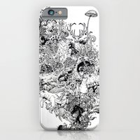 iPhone & iPod Case featuring Growth by Kerby Rosanes