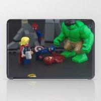 Ironman Falls iPad Case