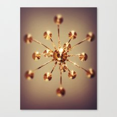 Golden Light Canvas Print