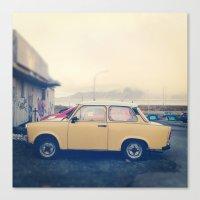 wee car Canvas Print