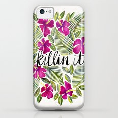 Killin' It – Tropical Pink iPhone 5c Slim Case